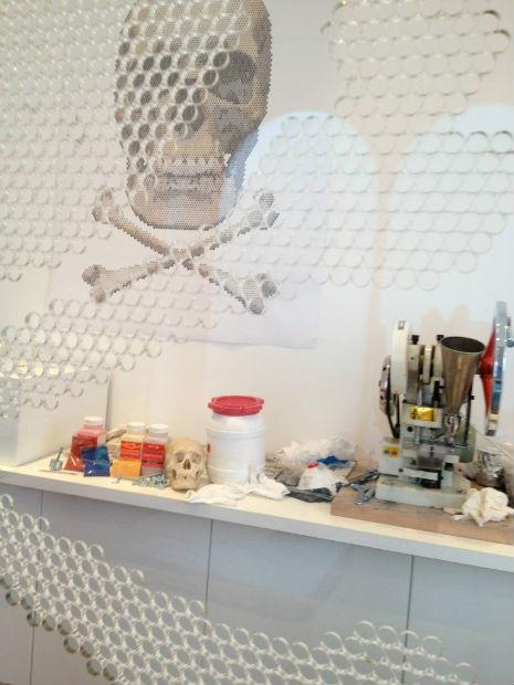 Ecstasy art lab