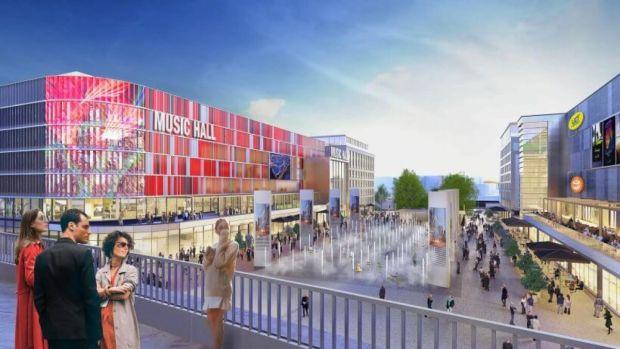 berghain entertainment center