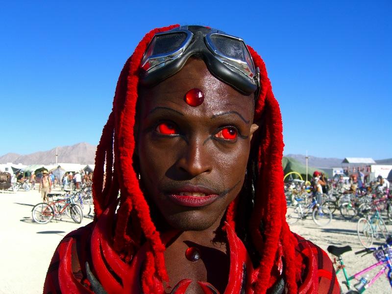 The Beautiful Art at Burning Man