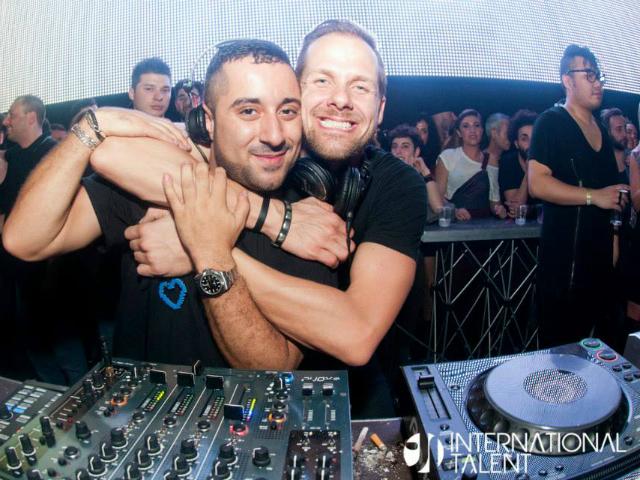 Adam Beyer b2b Joseph Capriati: Mixmag Lab Miami