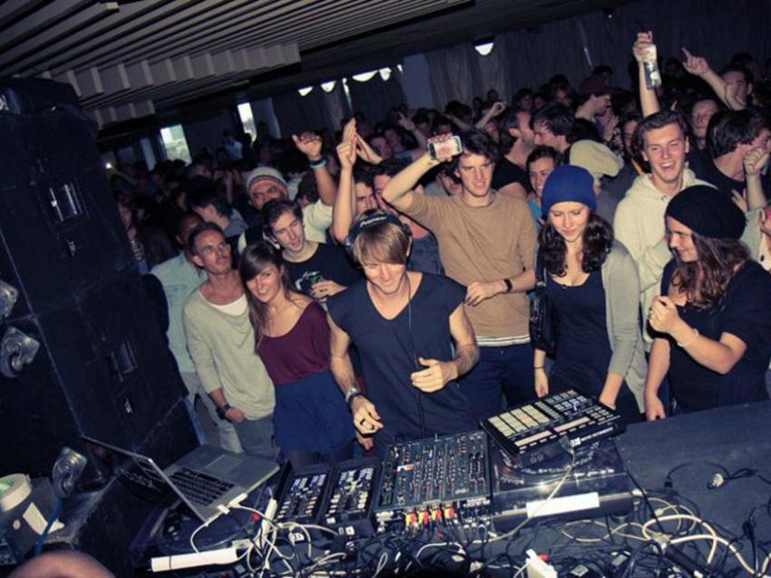 Richie Hawtin Boiler Room Ibiza