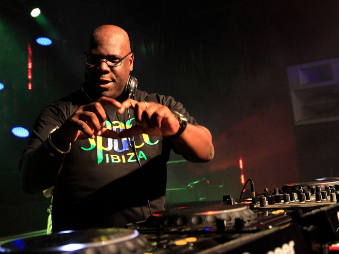 Carl Cox Closing Set Space Ibiza