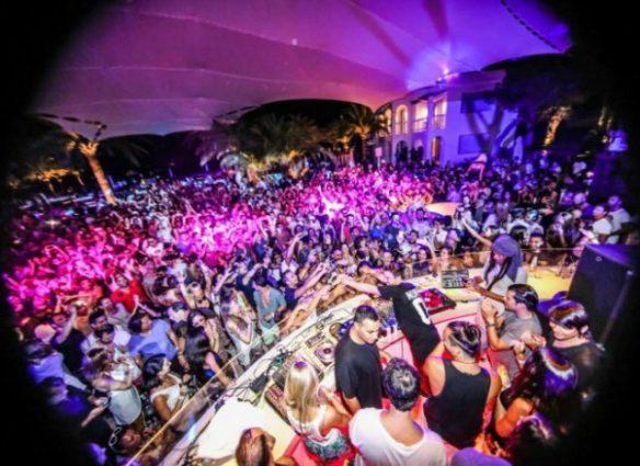 Guti Luciano & Friends, Destino, Ibiza (18 Aug 2016)