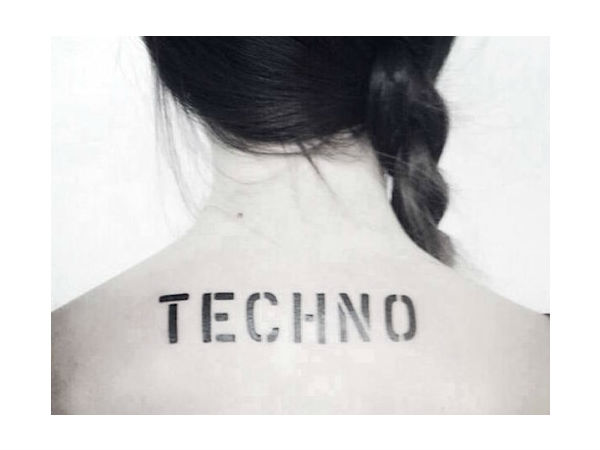 techno music tattoo ideas
