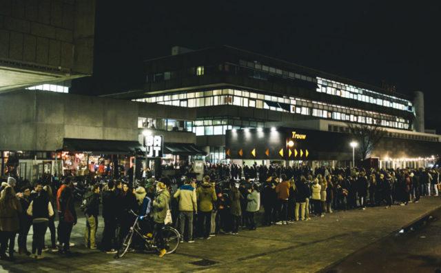 Amsterdam Dance Event (ADE) 19 - 23 Oct 2016.