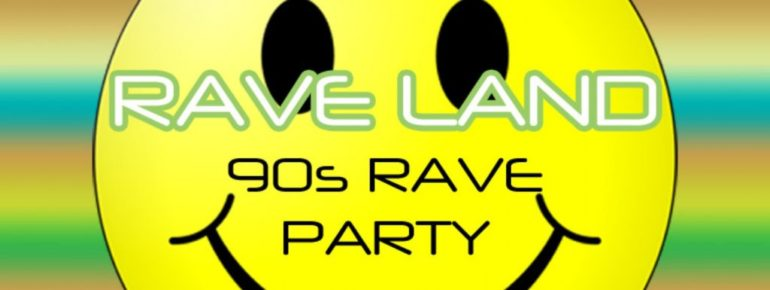 90s Rave Culture & Acid House: the beginning of the