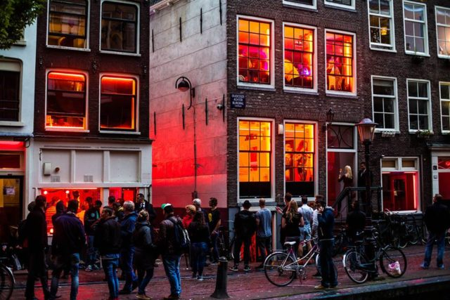 Amsterdam Dance Event (ADE) 19 - 23 Oct 2016.
