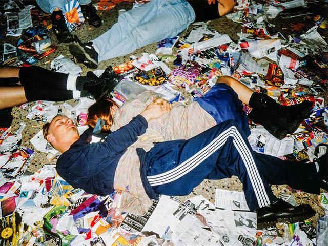 Berlin Rave 90's