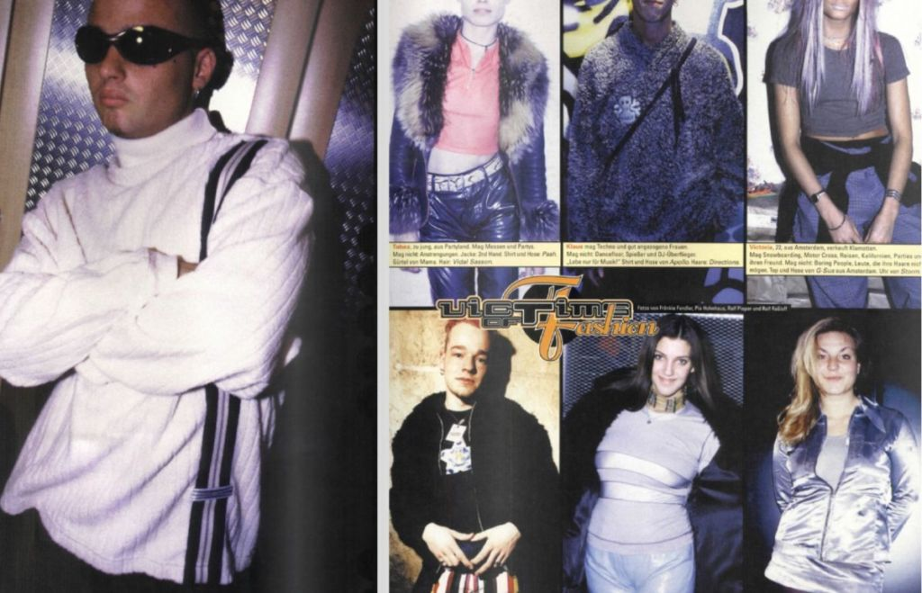 The Coolest Rave Outfits From 90s Germany - Techno Station