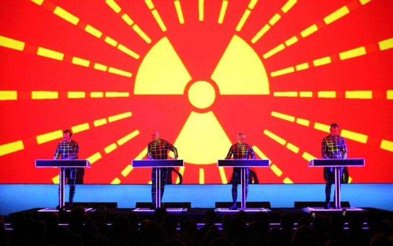Kraftwerk won Grammy award for Best Electronic Album - Techno Station